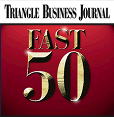 Triangle Business Journal Fast 50