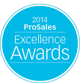 2014 ProSales Excellence Awards