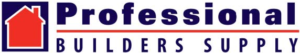 Professional Builders Supply Logo