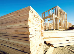 Wood Frame Construction Materials