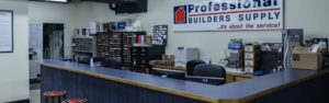 Professional Builders Supply Raleigh Desk