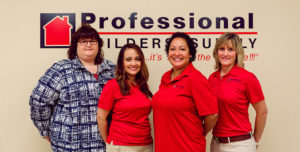 Professional Builders Supply Charleston Administration