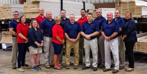 Professional Builders Supply Charlotte Sales Team