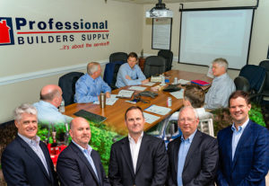 Professional Builders Supply - Board of Directors